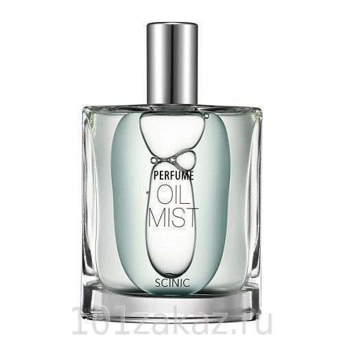 SCINIC Perfume Oil Mist Fresh увлажняющее парфюмированное масло-спрей для лица, 50 мл