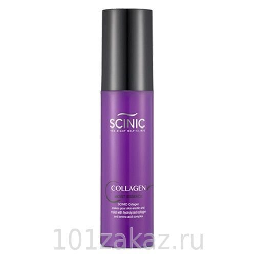 SCINIC Collagen Moist Essence эссенция для лица с коллагеном, 30 мл