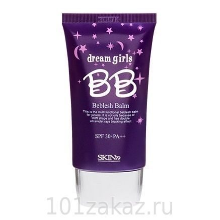 Skin79 Dream Girls Beblesh Balm SPF30 Pa++ ББ крем для молодой проблемной кожи, 43,5 мл