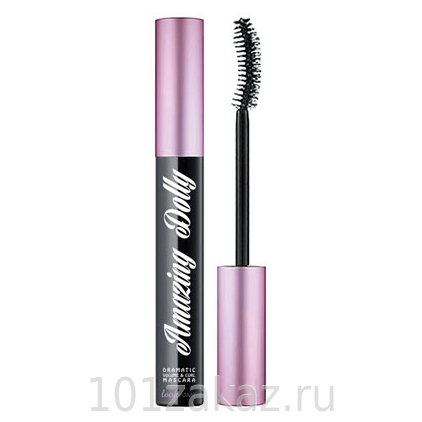Тушь для ресниц LOOK AT ME Amazing Dolly Mascara Dramatic Volume & Curl Mascara, 6 мл