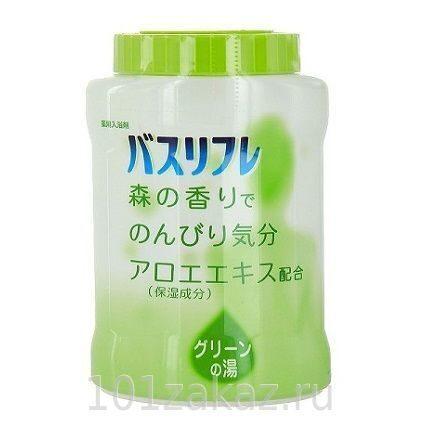Lion Bath Refre средство для принятия ванны с ароматом хвои, 680 г