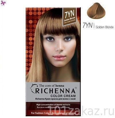 Краска для волос риченна палитра