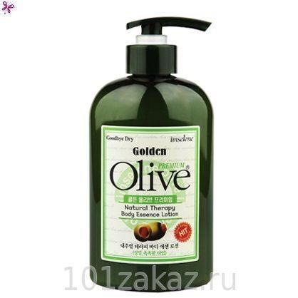 Olive Body Lotion лосьон для тела с экстрактом оливы для сухой кожи, 400 г