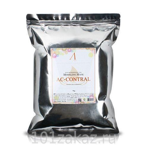 Anskin Modeling Mask AC-Control Trouble Skin & Moisture альгинатная маска акне-контроль для проблемной кожи, 1 кг