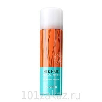 Шампунь-спрей сухой с аргановым маслом the SAEM Silk Hair Argan Dry Shampoo, 70 г