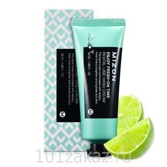 Mizon Enjoy Fresh-On Time Revital Lime Hand Cream ���� ��� ��� � ���������� �����, 50 ��