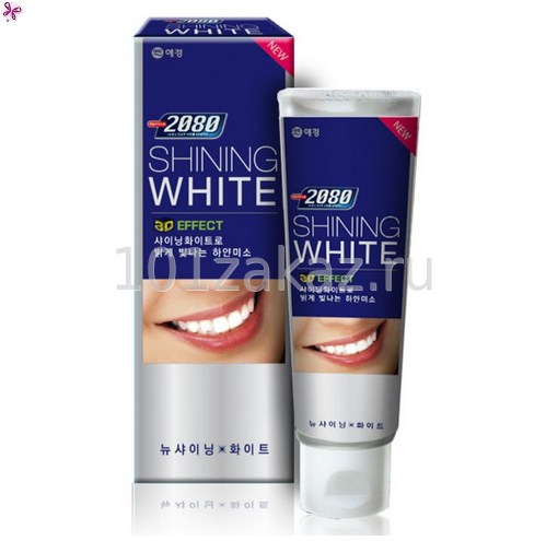 "������������ ������ ����� Dental Clinic 2080 Shining White ""������� �������"", 100 �"