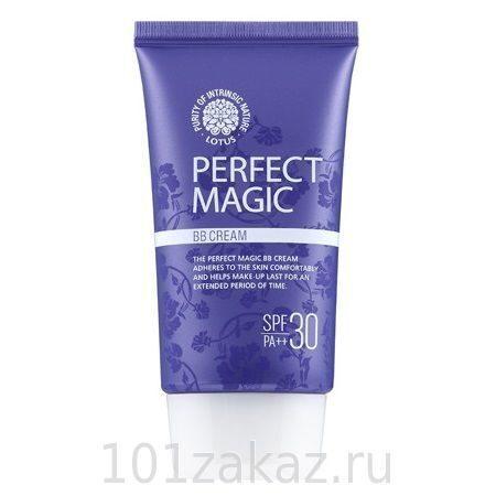 ББ крем Lotus Perfect Magic BB cream SPF 30 PA++, 50 мл