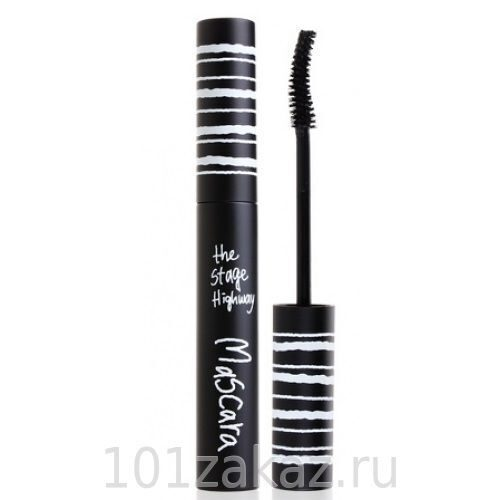 ���� ��� ������ �������������� Baviphat Urban Dollkiss The Stage Highway Curling Mascara, 8 �