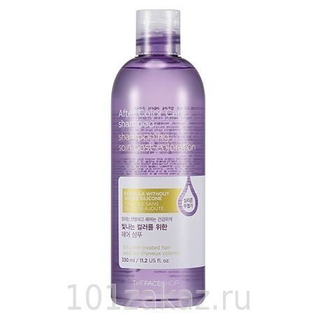 The Face Shop After Color Care Shampoo шампунь для окрашенных волос, 330 мл
