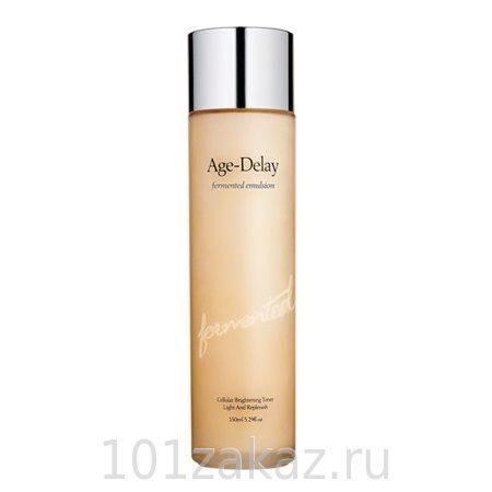 The Skin House Age-Delay Fermented Emulsion антивозрастная ферментированная эмульсия, 150 мл