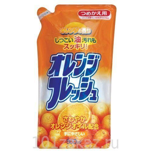 Rocket Soap жидкость для мытья посуды Fresh - свежесть апельсина, 500 мл