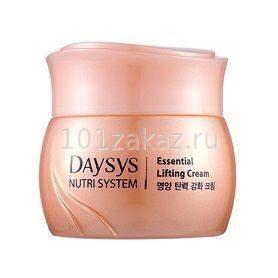 Enprani Daysys Nutri System Essential Lifting Cream крем питательный и подтягивающий с эфирными маслами, 60 мл