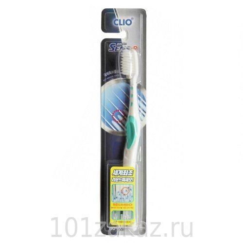 Зубная щетка CLIO SENS-R с антибактериальной щетиной
