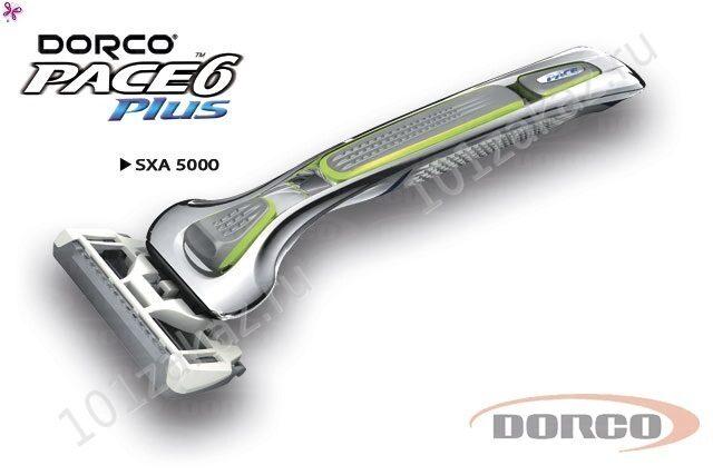 DORCO PACE 6 Plus станок бритвенный