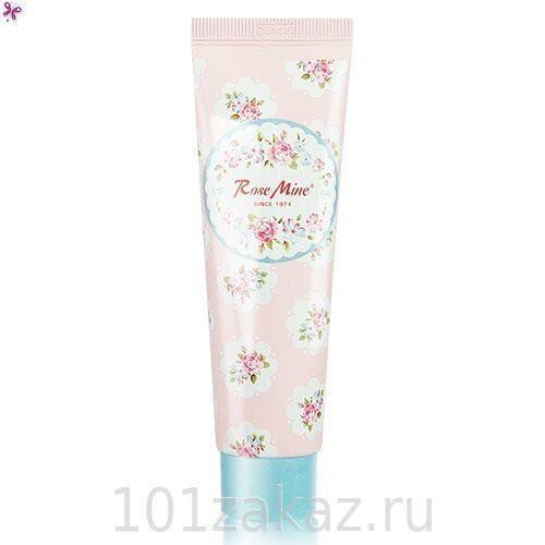 Крем для рук с маслом Ши, манго и шиповником RoseMine Perfumed Hand Cream Garden Rose, 60 мл