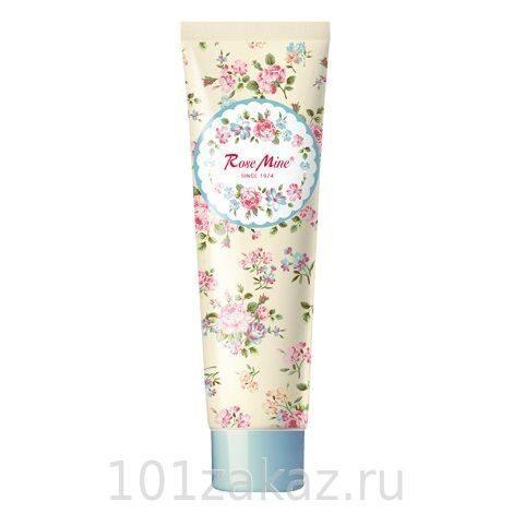 Крем для рук с маслом Ши, манго и шиповником RoseMine Perfumed Hand Cream Nana's Lily, 60 мл