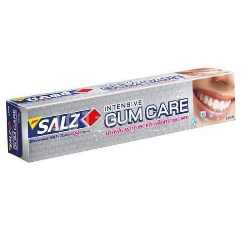 Lion Salz Intensive Gum Care Toothpaste зубная паста для активного ухода за деснами, 160 г