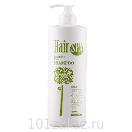 Haken Hair Spa Intensive Care Shampoo укрепляющий Спа-шампунь для волос, 1500 мл
