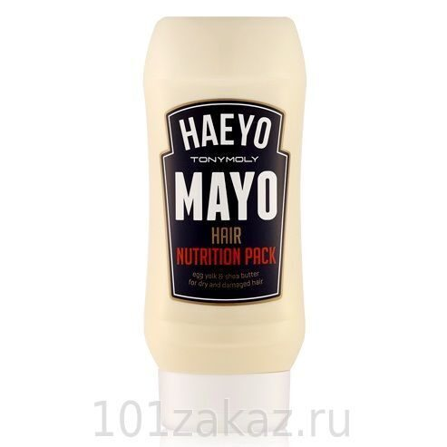 Tony Moly Haeyo Mayo Hair Nutrition Pack ����������� ����� ��� �����, 250 ��