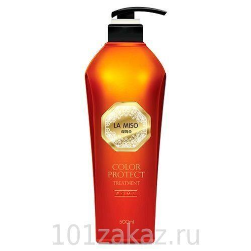 La Miso Color Protect Treatment кондиционер для сохранения цвета волос, 500 мл