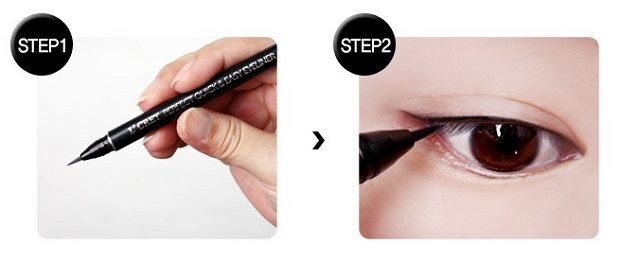 lcret quick easy eye liner