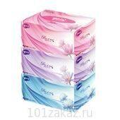 Двухслойные бумажные салфетки для лица Bellagio, 180 шт