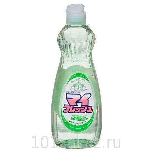 Rocket Soap жидкость для мытья посуды Fresh - свежий лайм, 600 мл