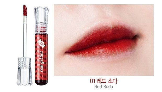 The SAEM Saemmul Real Gel Tint 01 Red Soda+