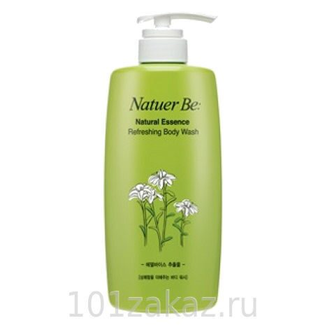 Enprani Natuer Be Natural Essence Moisturizing Body Wash ����������� ���� ��� ���� �� ������ ����������� �����������, 500 ��
