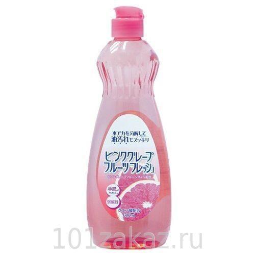 Rocket Soap жидкость для мытья посуды Fresh - свежесть грейпфрута, 600 мл