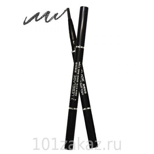 Lebelage Auto Eye Brow Soft Type Black автоматический карандаш для бровей черный