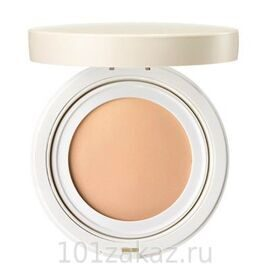 The SAEM Saemmul Soft Velvet CC Cake SPF50+ PA++ 02 Natural Beige крем-пудра для лица, 20 г