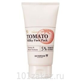 SkinFood Premium Tomato Milky Face Pack маска для лица с экстрактом томата, 150 г