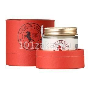 Skin Another Horse Oil Cream восстанавливающий крем для лица с лошадиным жиром, 70 г