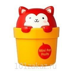 The Face Shop Lovely Me:Ex Mini Pet Hand Cream 02 Sweet Fruits крем для рук, 30 мл