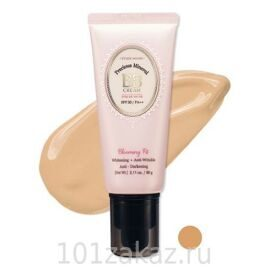 Etude House Precious Mineral BB Cream Blooming Fit SPF30/PA++ W24 Honey Beige минеральный BB крем, 60 г