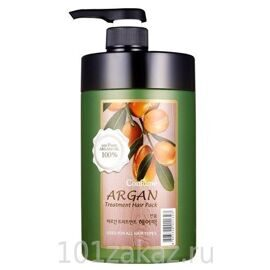 Confume Argan Treatment Hair Pack восстанавливающая маска для волос с маслом арганы, 1000 г