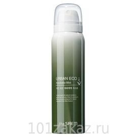 The SAEM Urban Eco Harakeke Mist мист для лица с экстрактом новозеландского льна, 75 мл