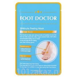 Missha Foot Doctor 30 Minute Peeling Mask маска-пилинг для ног, 1 пара