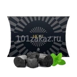 MJ Care Premium Charcoal Black Mask маска для лица с древесным углем, 1 шт