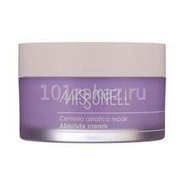 Missonell Centella Asiatica Repair Absolute Cream восстанавливающий крем с экстрактом центеллы, 50 г