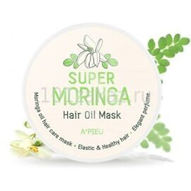 A'PIEU Super Moringa Hair Oil Mask маска для волос с маслом моринги, 210 мл