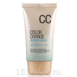 Lotus Color Change Blemish Balm BB cream SPF 25 PA++ ББ крем для лица, 50 мл