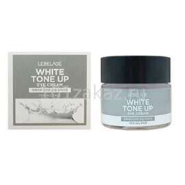 Lebelage White Tone Up Eye Cream крем для глаз осветляющий и выравнивающий тон, 70 мл