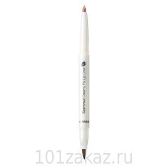 The SAEM Saemmul Creamy Fix Lip Liner 02.Pink Beige карандаш для губ, 0,25 г