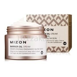 Mizon Barrier Oil Cream крем для лица с маслом оливы, 50 мл