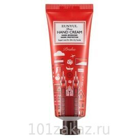 EUNYUL Rose Hand Cream крем для рук с экстрактом розы (Прага), 50 г