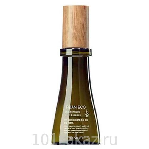 The SAEM Urban Eco Harakeke Root Rich Essence эссенция для лица с экстрактом новозеланского льна, 55 мл