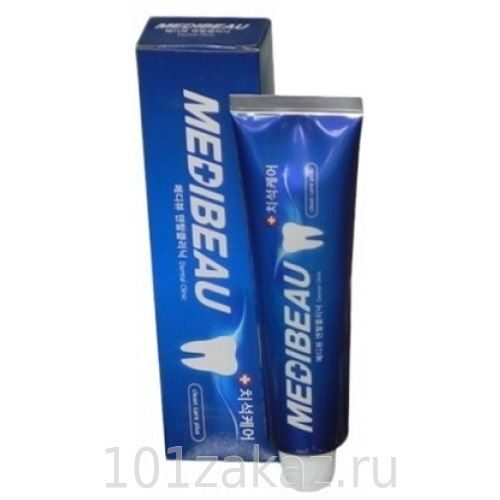 Medibeau Toothpaste Dental Clinic зубная паста, 120 мл